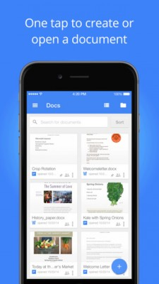 Google Docs: come sbloccare i documenti usando il Touch ID
