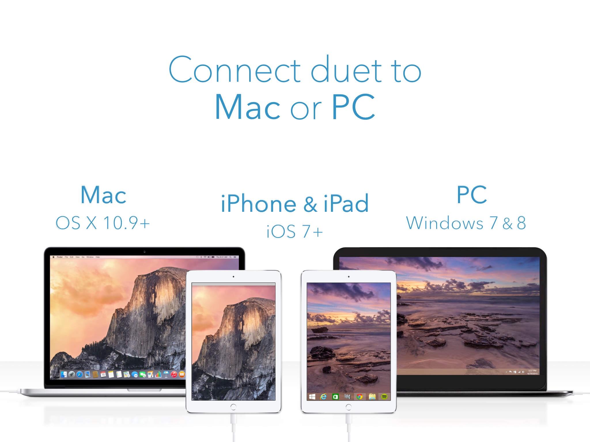 Come utilizzare l'iPad come secondo monitor su Windows e Mac