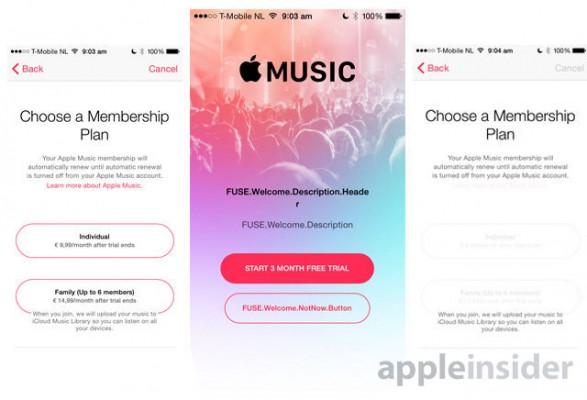 Apple Music in Italia dal 30 Giugno, ecco i prezzi degli abbonamenti