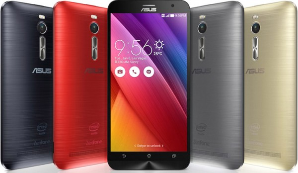 ASUS Zenfone 2 ZE600KL e ZE550KL: caratteristiche nuovi phablet Android
