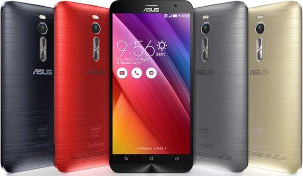 ASUS Zenfone 2 ZE600KL e ZE550KL: caratteristiche nuovi phablet Android