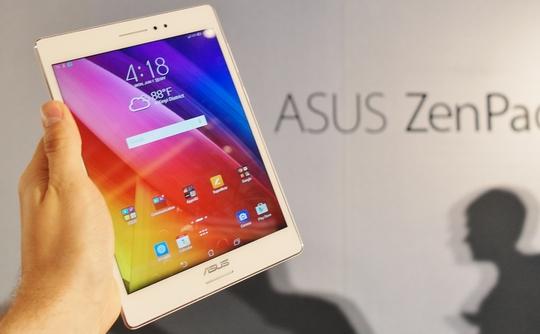 ASUS ZenPad 8.0 e ZenPad S 8.0: ufficiali i nuovi tablet Android