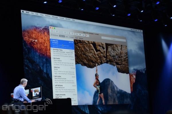 Apple WWDC 015: le novità di OS X El Capitan, iOS 9, watchOS 2 e Apple Music