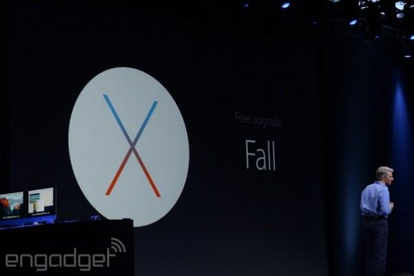 OS X El Capitan è ufficiale alla WWDC 2015, ecco le novità