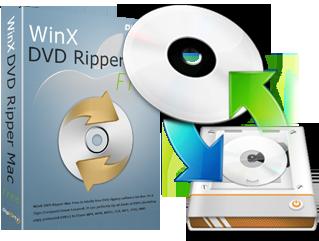 WinX DVD Ripper Mac: come convertire video per iPad