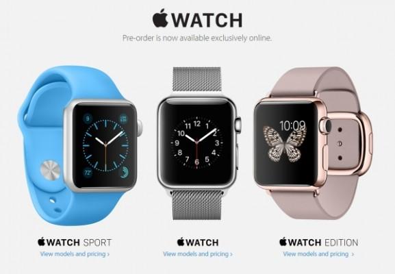 Apple Watch: possibili vendite per 36 milioni entro Marzo 2016