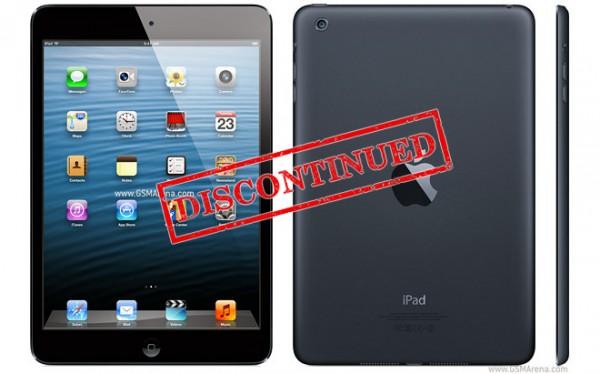 iPad Mini: stop alla produzione del primo modello