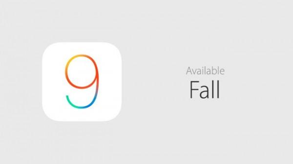 Apple iOS 9: gestione intelligente della memoria