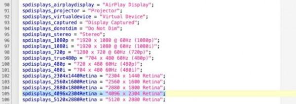 OS X El Capitan svela il nuovo iMac Retina 4K da 21.5 pollici