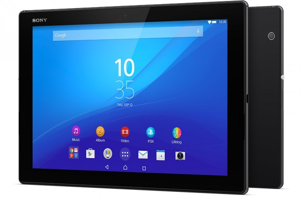 Sony Xperia Z4 Tablet disponibile per la vendita in Italia