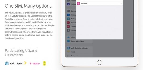 Apple e Samsung insieme per la SIM del futuro