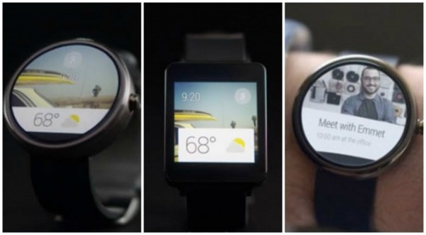 Apple Watch e le differenze con Android Wear
