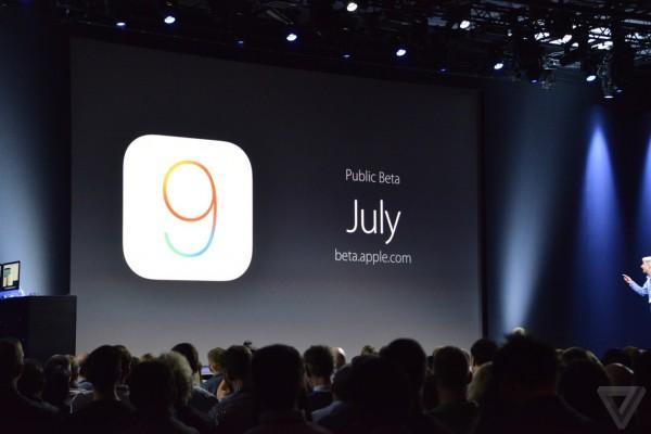 Apple iOS 9: Public Beta disponibile per il download