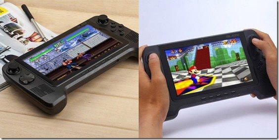 BLAZE TAB: gaming tablet con emulatori Nintendo e Playstation