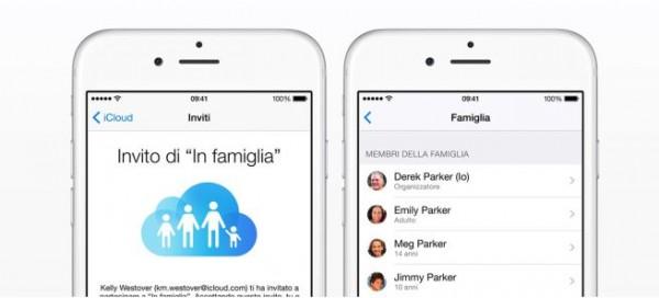 iOS 8.4: niente più Condivisione in Famiglia per la Musica