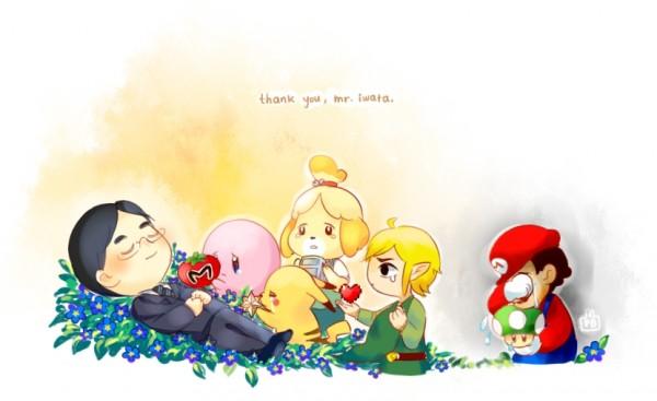 È morto Satoru Iwata, CEO e Presidente di Nintendo