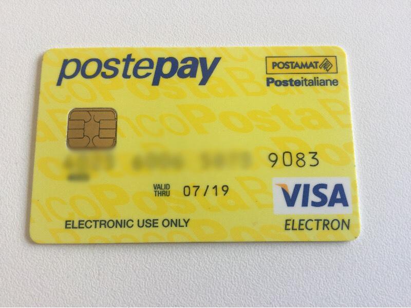 Come inserire rapidamente il numero della carta di credito for Carta di credito per minorenni