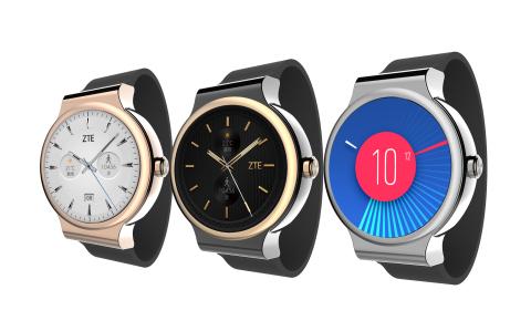 ZTE Axon Watch: caratteristiche e prezzo del nuovo smart watch