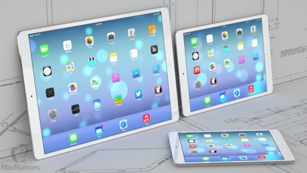 iPad Pro da 12.9 pollici in uscita con iOS 9.1
