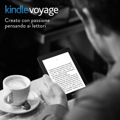 Kindle Voyage in vendita in Italia a partire da 189 euro