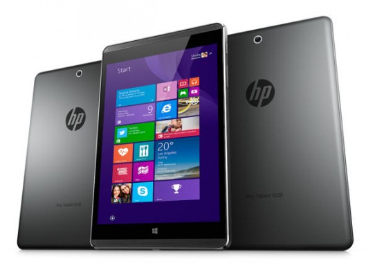 HP Pro Tablet 608 G1: caratteristiche nuovo tablet con Windows 10