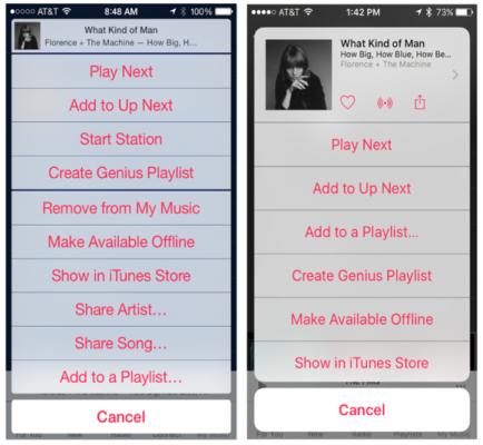 Apple Music di iOS 9 sarà più semplice da utilizzare