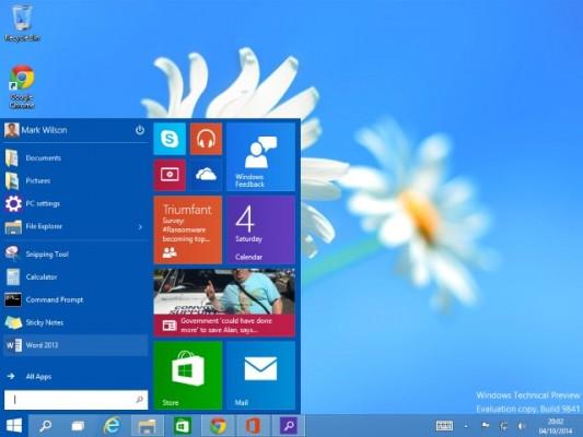 Windows RT 8.1 Update 3: quando esce e quali sono le novità