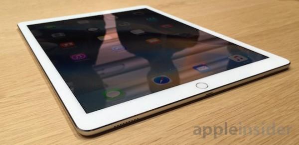 iPad Pro promosso nelle prime prove hands-on