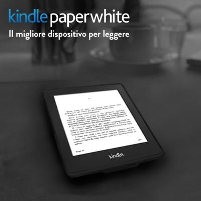 Kindle Paperwhite: caratteristiche e prezzo del nuovo modello