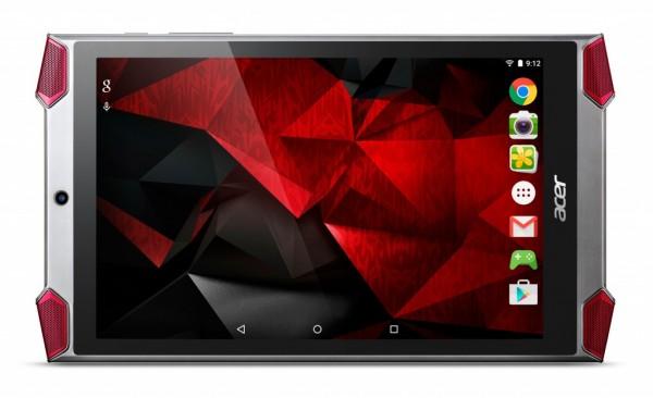 Acer Predator 8: nuovo tablet per i videogiochi al prezzo di 349 euro