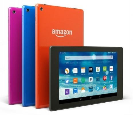 Amazon annuncia i nuovi tablet Fire HD 8 e Fire HD 10, prezzi e caratteristiche