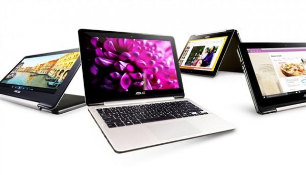 ASUS Transformer Book Flip TP200: nuovo tablet ibrido con Windows 10