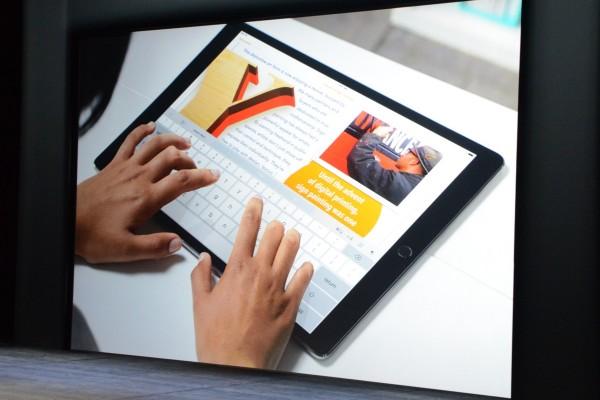 Apple annuncia il nuovo iPad Pro da 12.9 pollici
