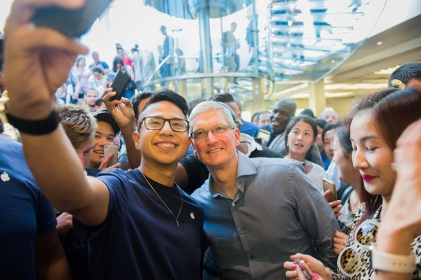 Tim Cook: intervista su iOS X, iPhone 6S, iPad e Mac
