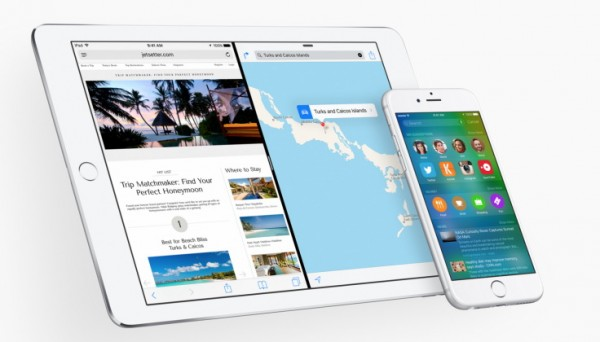 iOS 9: come gestire il multitasking con Slide Over e Split View