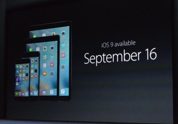 Apple iOS 9: download e installazione su iPad e iPhone