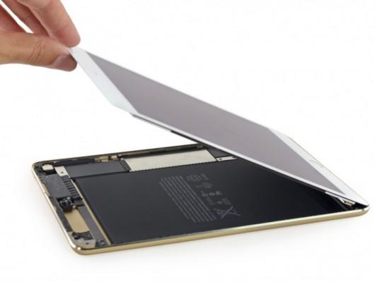 iPad Mini 4 smontato pezzo per pezzo da iFixit