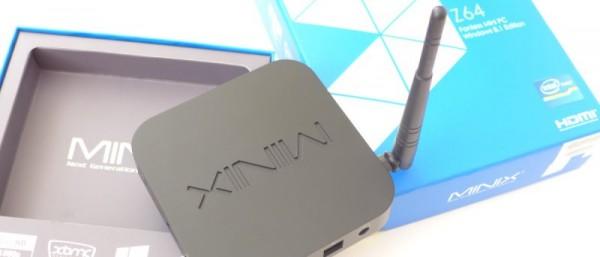 Minix Neo Z: nuovi miniPC fanless con Windows 10 al prezzo di 250 euro