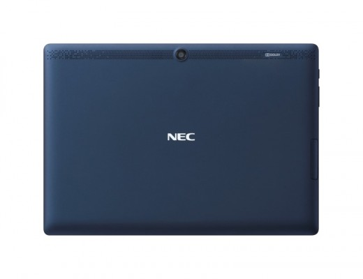 NEC annuncia i nuovi tablet LaVie Tab con Android 5.0 Lollipop