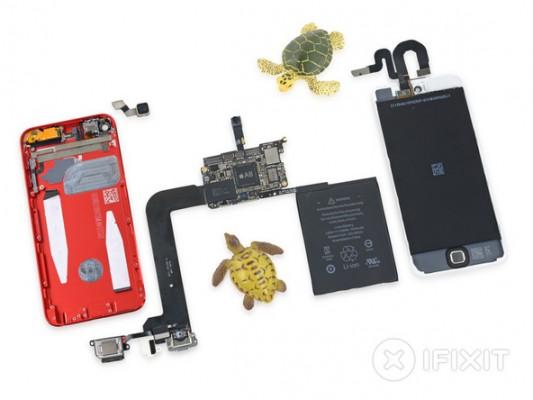 iPod Touch 6G smontato da iFixit, ecco l'hardware interno!