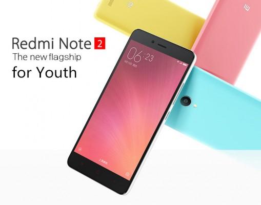 Xiaomi RedMi Note 2: nuovo phablet in vendita al prezzo di 150 euro