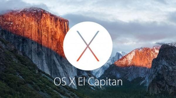 OS X 10.11.1 El Capitan: download e novità dell'aggiornamento