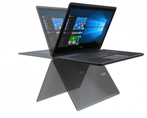 Acer Aspire R14: nuovo tablet PC convertibile al prezzo di 799 euro