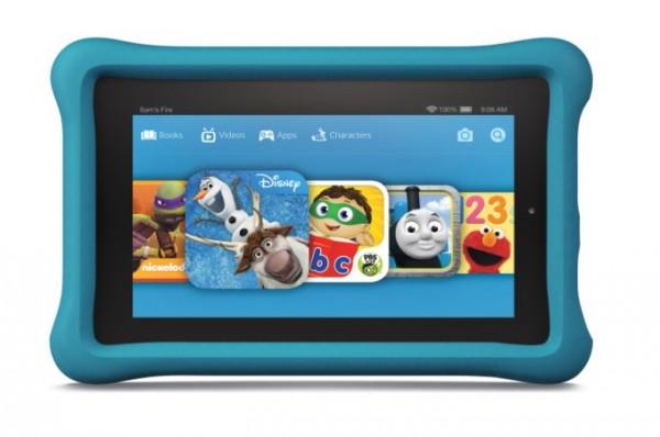 Amazon Fire Tablet Kids Edition: caratteristiche del nuovo tablet per bambini