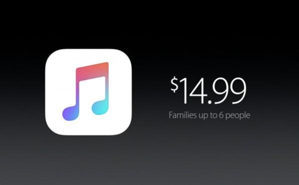 Apple Music: come si attiva l'abbonamento In Famiglia
