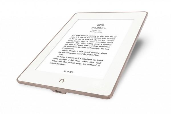 NOOK Glowlight Plus: e-book reader con 6 settimane di autonomia