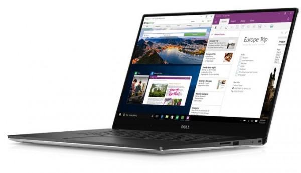 Dell XPS 15-9550: caratteristiche e prezzo del nuovo portatie che sfida il Macbook Pro