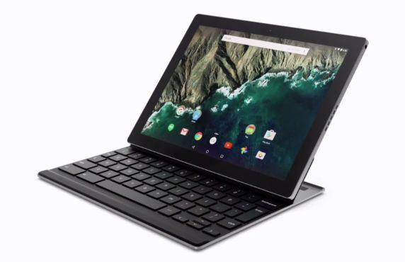 Google Pixel C: caratteristiche e prezzo del nuovo tablet ibrido