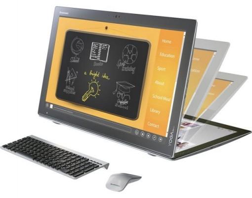 Lenovo Yoga Home 900: nuovo tablet maxi da 27 pollici con Windows 10