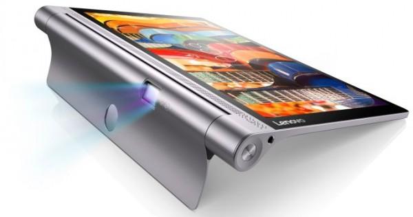 Lenovo Yoga Tab 3 Pro: uscita a Novembre al prezzo di 499 euro